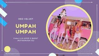 RED VELVET - 'UMPAH UMPAH' Easy Lyrics (SUB INDO)