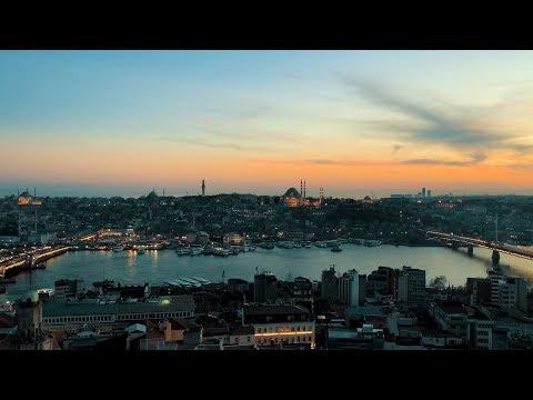 VIDEO | Así es Estambul, la ciudad mágica situada entre dos continentes