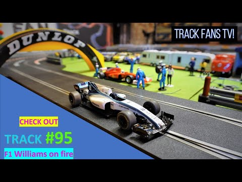 Track #95 – Scalextric 2021 F1 Williams