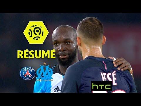 Paris Saint-Germain - Olympique de Marseille (0-0) - Résumé - (PSG - OM) / 2016-17