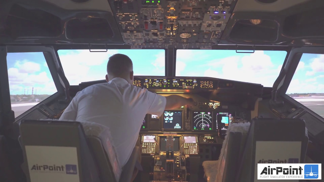 Flight simulator   Boeing 737 Warsaw   Airbus A320 Kraków