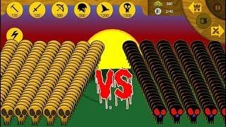 Griffon vs Giant 💛 STICK WAR LEGACY Huge Update