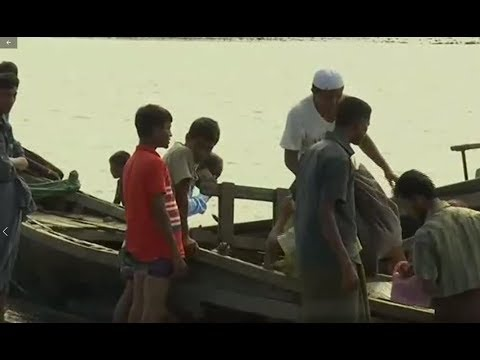 دعوات لعزل #ميانمار لإضطهادها #الروهينغا  - نشر قبل 3 ساعة