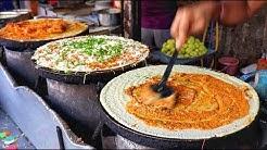 India's No.1 Dosa Stall | Anand Dosa #Mumbai |  Jini Dosa | Chinese Dosa | Indian Street Food Recipe