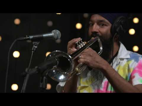 Red Baraat - Bhangale (Live On KEXP)