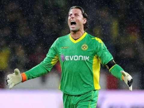 Roman Weidenfeller Borussia Dortmund