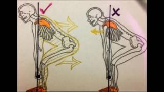 Как правильно делать становую тягу и зачем ?