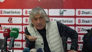 #Adanaspor   Teknik Direktörümüz Kemal Kılıç'ın maç sonu açıklamaları. #ASvsBS
