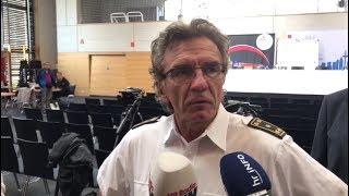 Bombenentschärfung: Evakuierung in Frankfurt