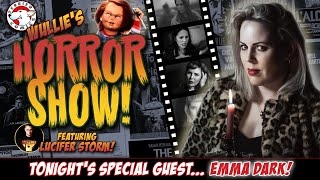Wullie's HORROR SHOW with EMMA DARK!