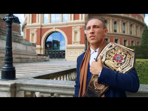 WWE U.K Champion Pete Dunne on what makes WWE's return to Royal Albert Hall so special