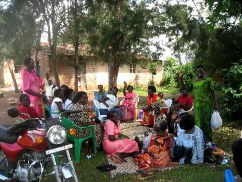 To the Pearl - Luwero, Uganda