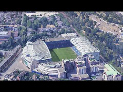 Stamford Bridge, Fulham Rd, Fulham, London SW6 1HS