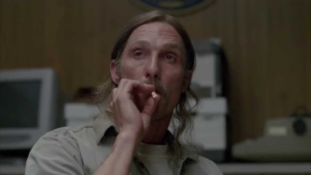 R c i know who i am after all these years there 39 s a for True detective tattoo