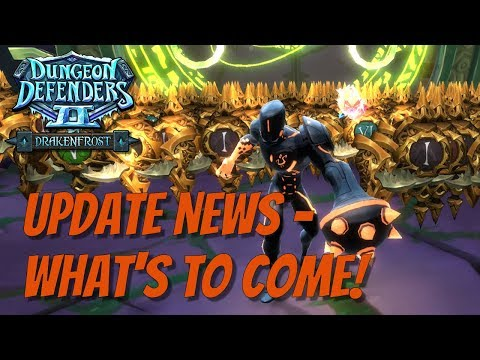 DD2 Update News! Shards, Weapons, Poison & More!