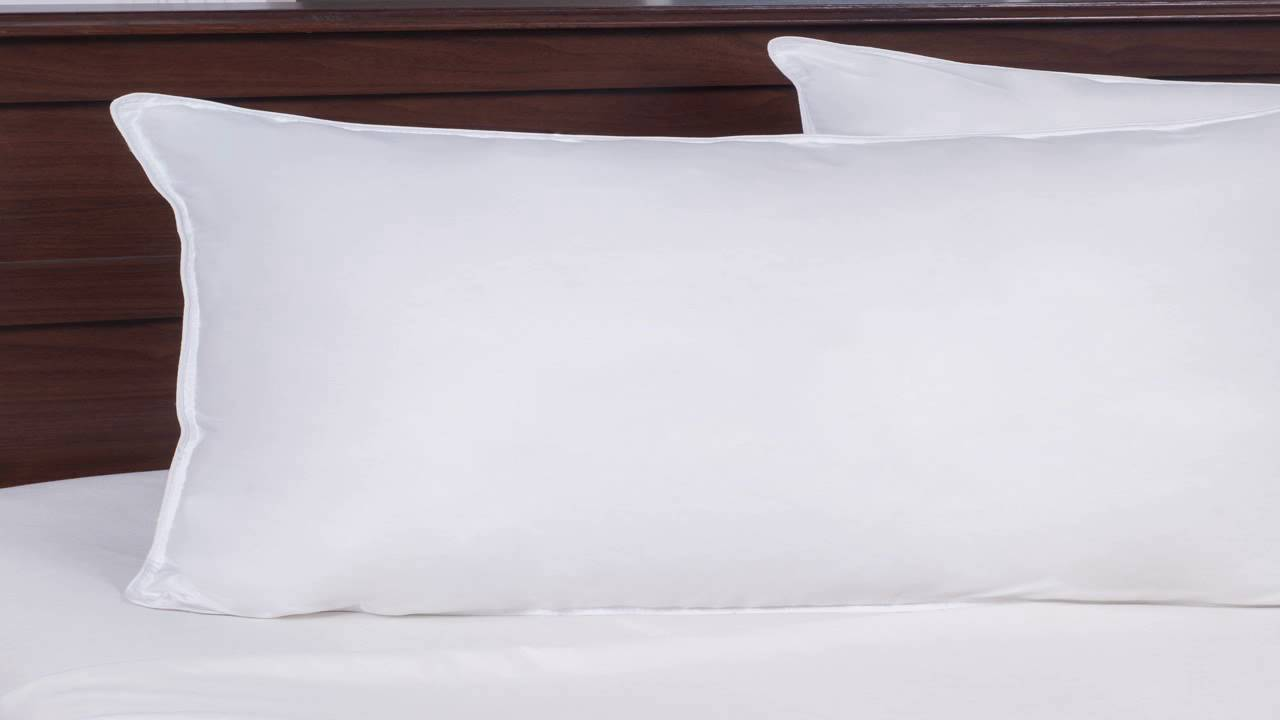 Remedy Home Poly Filled Easy Side Sleeper Pillow