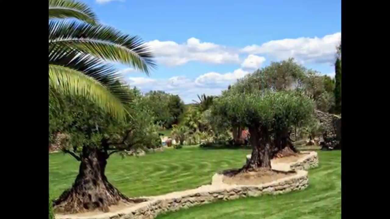 Jardin de saint adrien servian 34 pr s de b ziers youtube - Les jardins de saint adrien ...