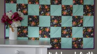 Beginner Quilt: Piecing the Quilt Top (1 of 4)