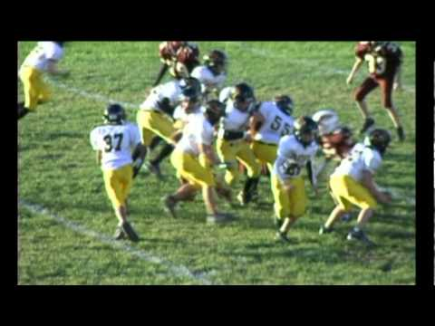 Tommy Devito Football Highlight