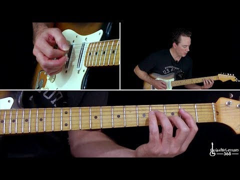 What I Like About You Guitar Lesson  The Romantics
