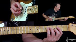 Download What I Like About You Guitar Lesson - The Romantics Mp3