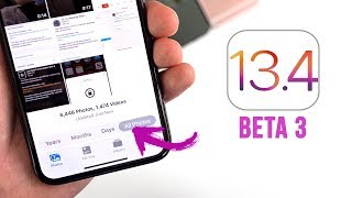 iOS 13.4 Beta 3 Released - What's New?