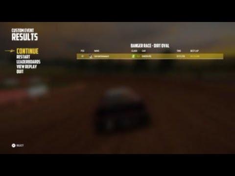 Wreckfest: Bloomfield Speedway Dirt Oval 5 Lap C Class WR - 1:11.319