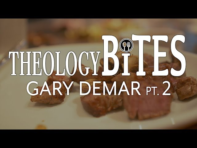 Theology Bites: Powerful Premiere with Gary Demar