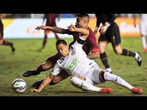 Santos 3 x 1 São Paulo | MELHORES MOMENTOS | Copa do Brasil (28/10/15)
