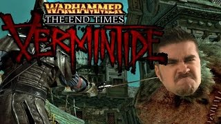 AngryJoe Plays Warhammer: End Times Vermintide!