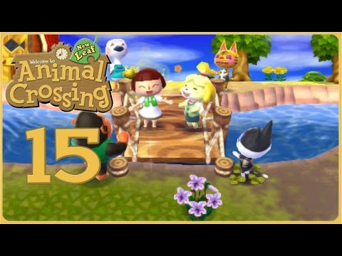 Town Celebrations & Questionable Art Exhibitions • Animal Crossing: New Leaf - Episode #15