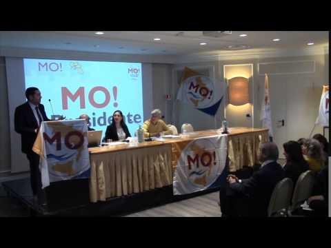 Mo! Il Presidente - Video integrale della convention di Napoli