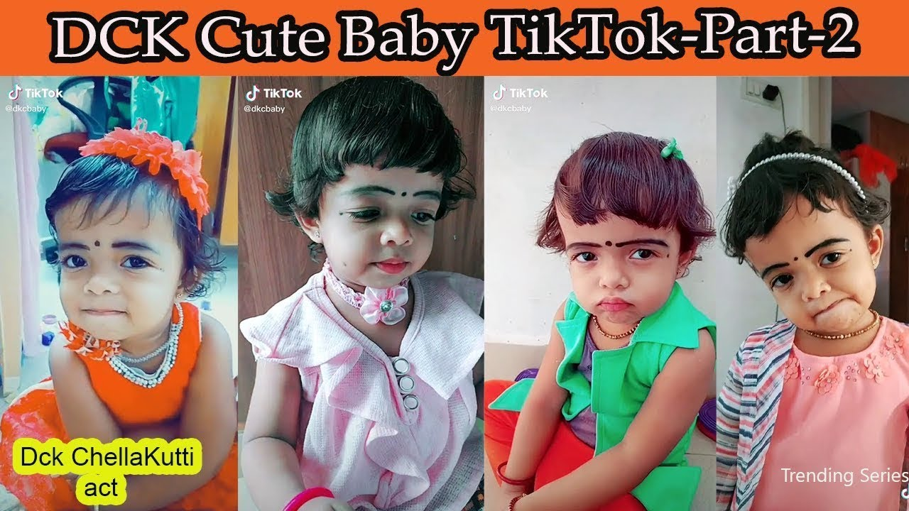 Download DCK Baby TikTok Cute moments Collection-2#DCKBaby