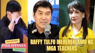 TEACHERS_FIGHTS_BACK_at_RAFFY_TULFO's_LATEST_VIDEO
