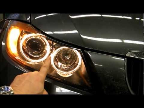 Replacing a BMW Daytime Running Light