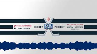 Episode 43: 2019 NHL Playoff Predictions (ft. Anthony Sciandra, Die by the Blade)