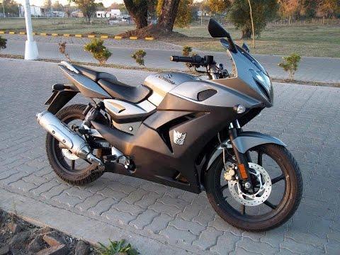 Awesome Modified Bajaj Pulsar 220F !! modified bikes