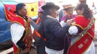 fiesta patronal virgen del carmen toril vilcashuaman ayacucho 2013 parte 1