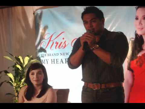 Jed Madela singing Changes in Life