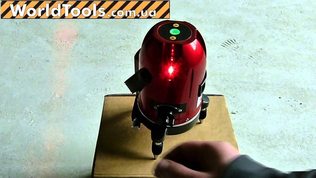 уровень лазерный intertool mt 3001 инструкция