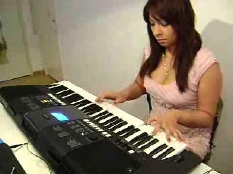Vybz Kartel -  Tell him a lie  piano by Lisa Kastanja