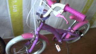 Велосипед 20 Schwinn Stardust Girls для девочек от 4 лет - обзор от Веломоды