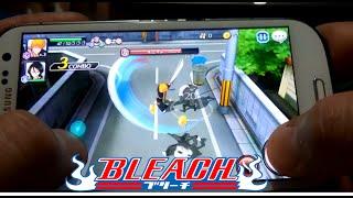 Como Jogar Bleach Brave Souls - Tutorial