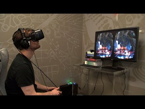 Bridging the Rift: Oculus