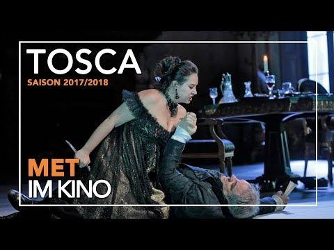 "TOSCA ""GIACOMO PUCCINI"" | TRAILER | MET IM KINO: 27. Januar 2018"