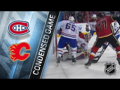 Montreal Canadiens vs Calgary Flames – Dec. 22, 2017 | Game Highlights | NHL 2017/18. Обзор матча