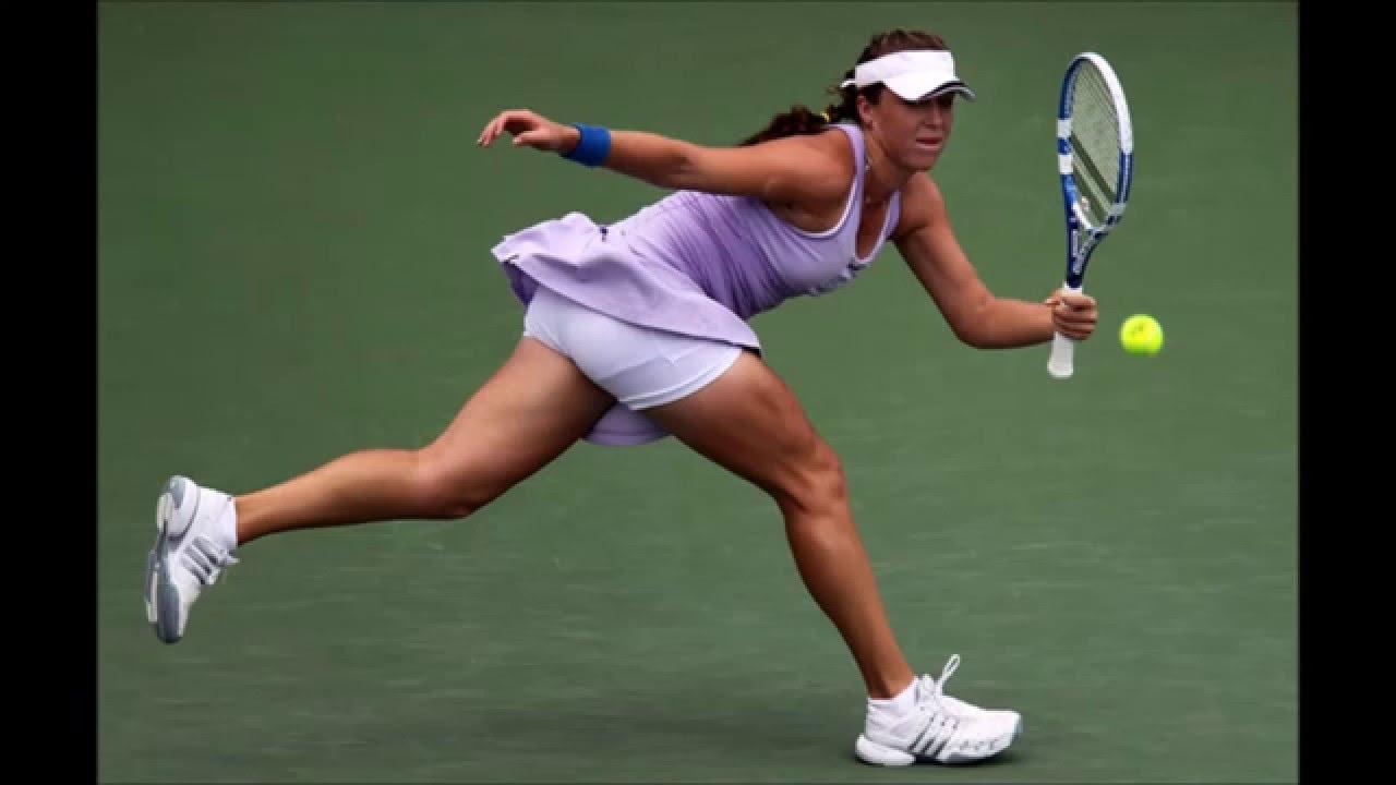 Anastasia Pavlyuchenkova  Sexy Wta Women Tennis Player -1524