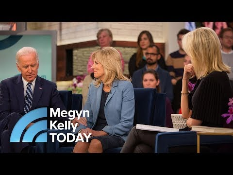 Joe Biden On Wearing His Son Beau's Rosary Beads : It's My Connection To Him   Megyn Kelly TODAY