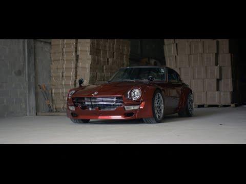 PANDEM Datsun 260Z | 4K