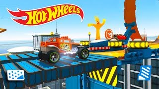 Hot Wheels: Race Off - Daily Race Off And Supercharge Challenge #127 | Android Gameplay| Droidnation